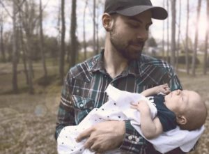 Vater-Kind-Bindung